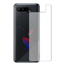 Asus ROG Phone 5s Screen Protector Hydrogel Transparent (Silicone) One Unit Screen Mobile