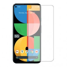 Google Pixel 5a 5G Screen Protector Hydrogel Transparent (Silicone) One Unit Screen Mobile