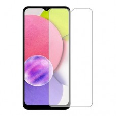 Samsung Galaxy A03s Screen Protector Hydrogel Transparent (Silicone) One Unit Screen Mobile