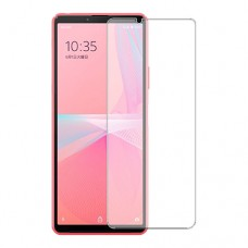 Sony Xperia 10 III Lite Screen Protector Hydrogel Transparent (Silicone) One Unit Screen Mobile