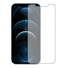 Apple iPhone 12 Pro Max Screen Protector Hydrogel Transparent (Silicone) One Unit Screen Mobile