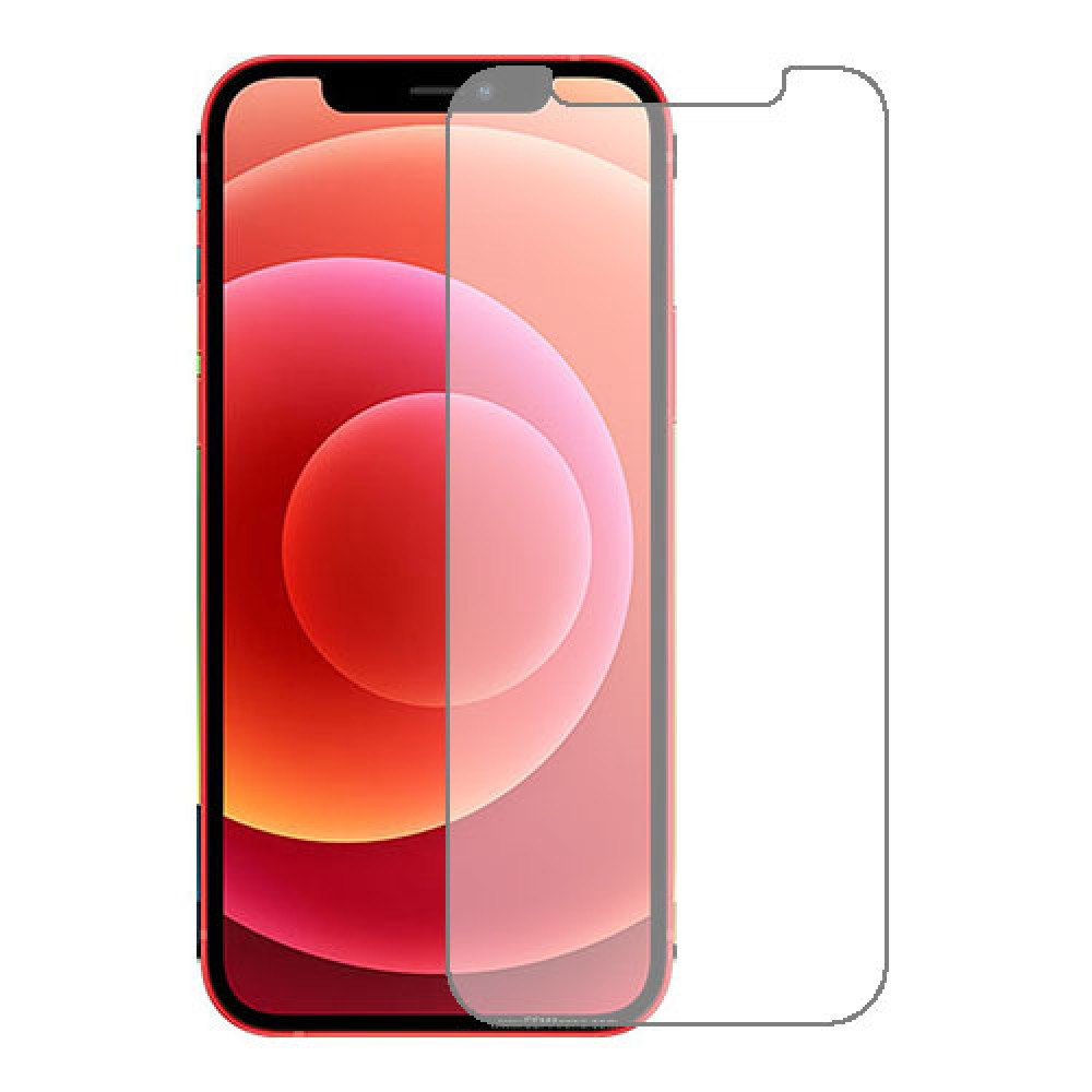 Apple iPhone 12 mini Screen Protector Hydrogel Transparent (Silicone) One Unit Screen Mobile