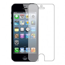 Apple iPhone 5 Screen Protector Hydrogel Transparent (Silicone) One Unit Screen Mobile