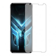 Asus ROG Phone 3 Strix Screen Protector Hydrogel Transparent (Silicone) One Unit Screen Mobile