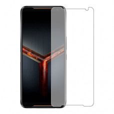 Asus ROG Phone II Screen Protector Hydrogel Transparent (Silicone) One Unit Screen Mobile