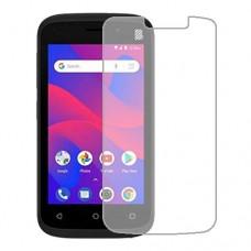 BLU Advance L4 Screen Protector Hydrogel Transparent (Silicone) One Unit Screen Mobile
