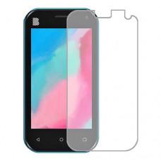 BLU Advance L5 Screen Protector Hydrogel Transparent (Silicone) One Unit Screen Mobile