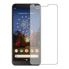 Google Pixel 3a XL Screen Protector Hydrogel Transparent (Silicone) One Unit Screen Mobile