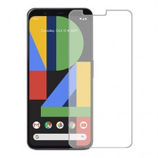 Google Pixel 4 XL Screen Protector Hydrogel Transparent (Silicone) One Unit Screen Mobile