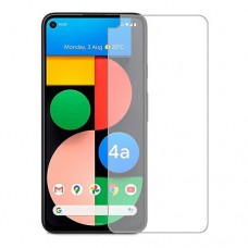 Google Pixel 4a 5G Screen Protector Hydrogel Transparent (Silicone) One Unit Screen Mobile