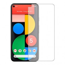 Google Pixel 5 Screen Protector Hydrogel Transparent (Silicone) One Unit Screen Mobile