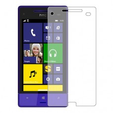 HTC 8XT Screen Protector Hydrogel Transparent (Silicone) One Unit Screen Mobile