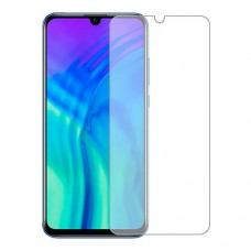 Honor 20 lite Screen Protector Hydrogel Transparent (Silicone) One Unit Screen Mobile