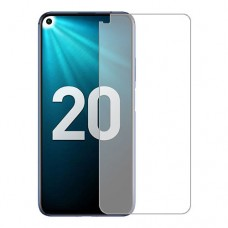 Honor 20 Screen Protector Hydrogel Transparent (Silicone) One Unit Screen Mobile