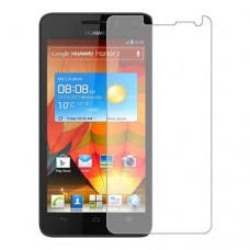 Honor 2 Screen Protector Hydrogel Transparent (Silicone) One Unit Screen Mobile