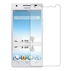 Honor 3 Screen Protector Hydrogel Transparent (Silicone) One Unit Screen Mobile