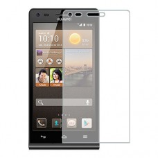 Huawei Ascend G6 Screen Protector Hydrogel Transparent (Silicone) One Unit Screen Mobile