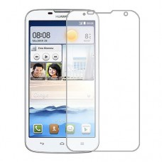 Huawei Ascend G730 Screen Protector Hydrogel Transparent (Silicone) One Unit Screen Mobile