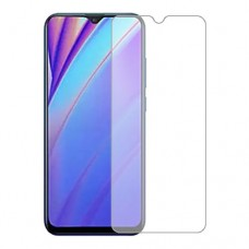 Infinix Hot 10 Lite Screen Protector Hydrogel Transparent (Silicone) One Unit Screen Mobile