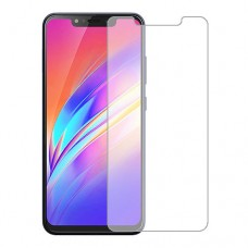 Infinix Hot 6X Screen Protector Hydrogel Transparent (Silicone) One Unit Screen Mobile