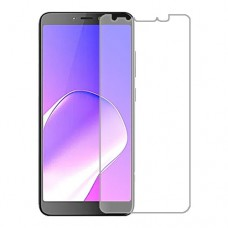 Infinix Hot 6 Screen Protector Hydrogel Transparent (Silicone) One Unit Screen Mobile