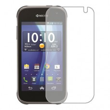 Kyocera Hydro Xtrm Screen Protector Hydrogel Transparent (Silicone) One Unit Screen Mobile