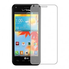 LG Enact VS890 Screen Protector Hydrogel Transparent (Silicone) One Unit Screen Mobile