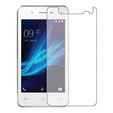 Lava A44 Screen Protector Hydrogel Transparent (Silicone) One Unit Screen Mobile