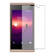 Lava A48 Screen Protector Hydrogel Transparent (Silicone) One Unit Screen Mobile
