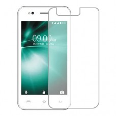 Lava A55 Screen Protector Hydrogel Transparent (Silicone) One Unit Screen Mobile