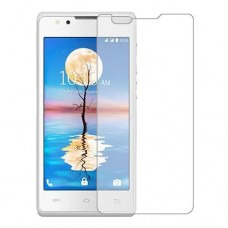 Lava A59 Screen Protector Hydrogel Transparent (Silicone) One Unit Screen Mobile