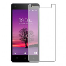 Lava A72 Screen Protector Hydrogel Transparent (Silicone) One Unit Screen Mobile