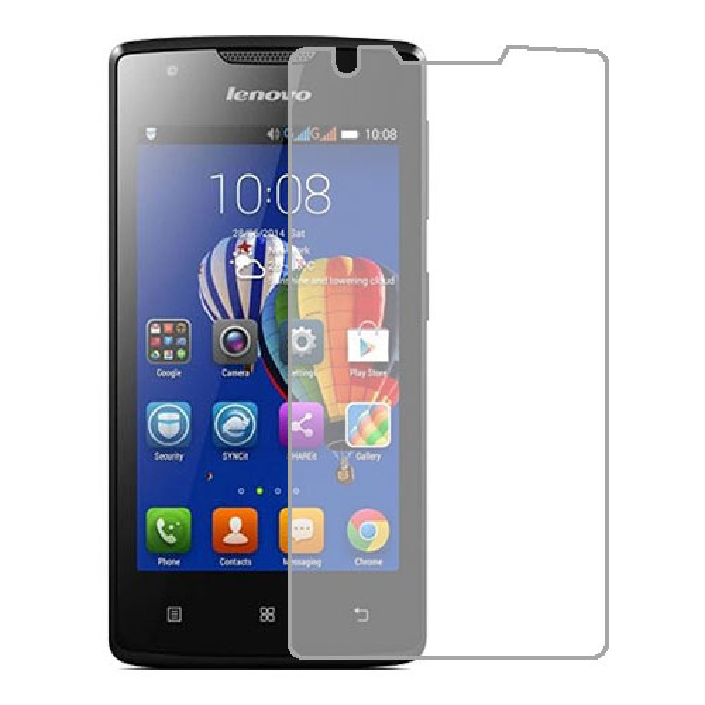 Lenovo A1000 Screen Protector Hydrogel Transparent (Silicone) One Unit Screen Mobile