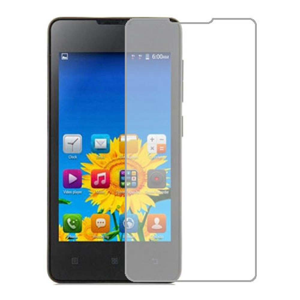 Lenovo A1900 Screen Protector Hydrogel Transparent (Silicone) One Unit Screen Mobile