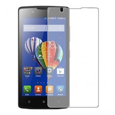 Lenovo A2010 Screen Protector Hydrogel Transparent (Silicone) One Unit Screen Mobile