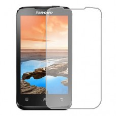 Lenovo A316i Screen Protector Hydrogel Transparent (Silicone) One Unit Screen Mobile