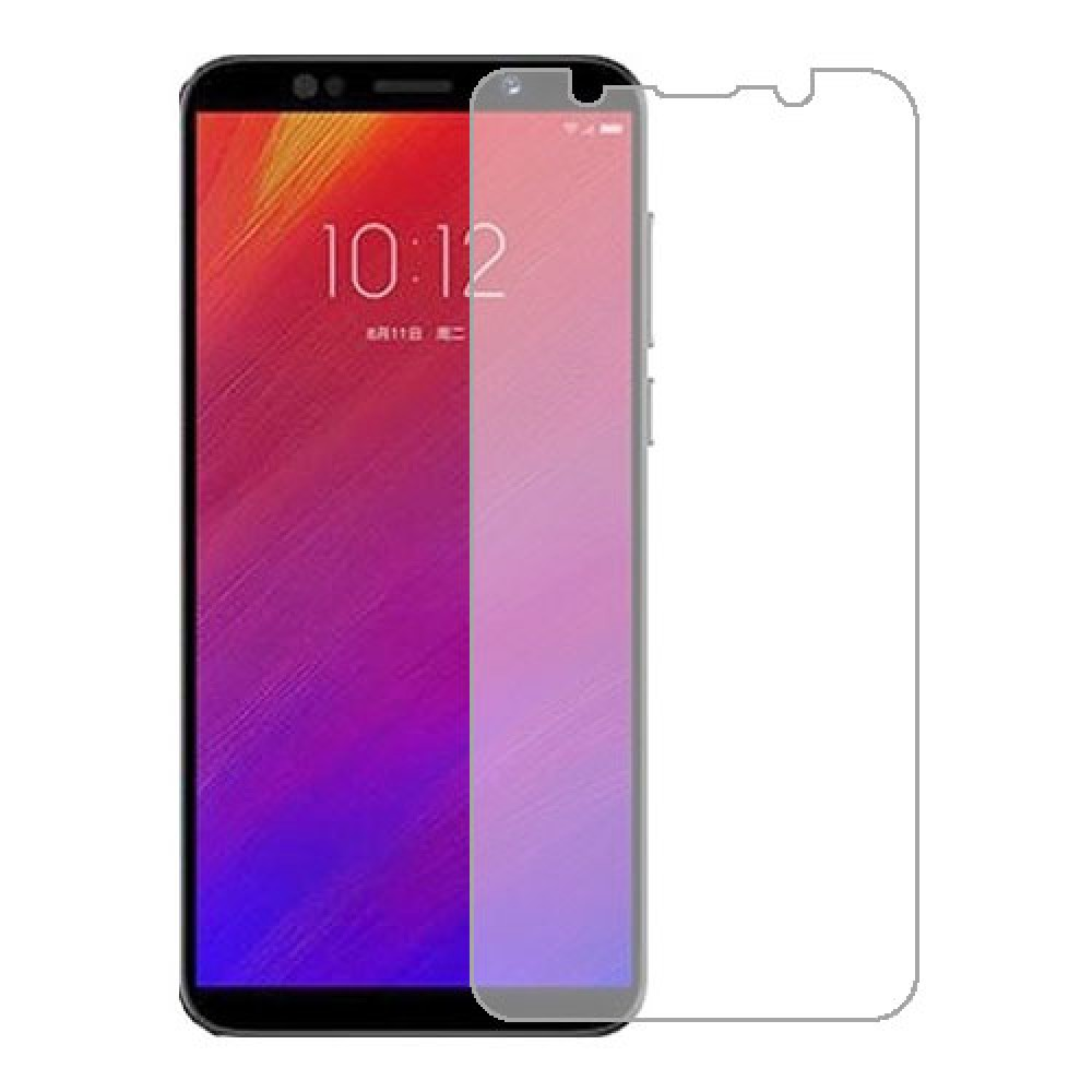 Lenovo A5 Screen Protector Hydrogel Transparent (Silicone) One Unit Screen Mobile