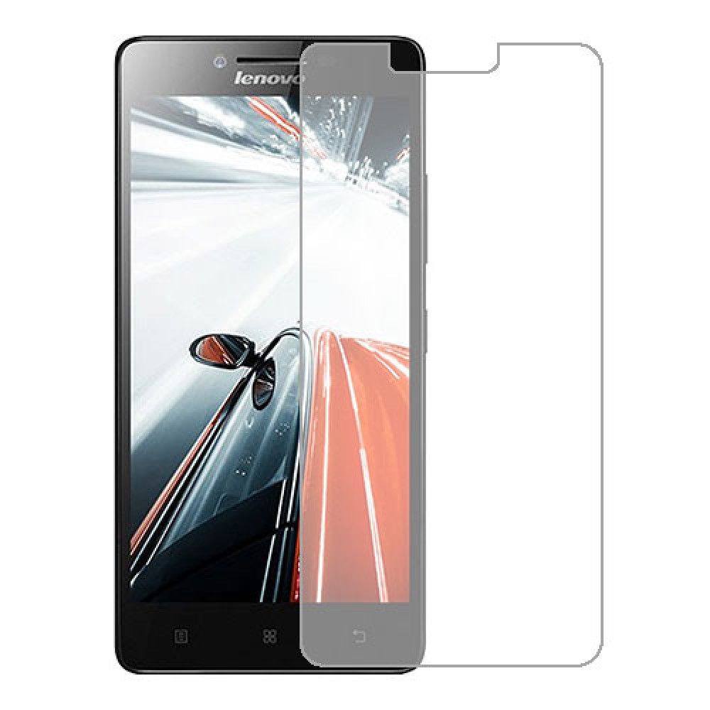 Lenovo A6000 Plus Screen Protector Hydrogel Transparent (Silicone) One Unit Screen Mobile