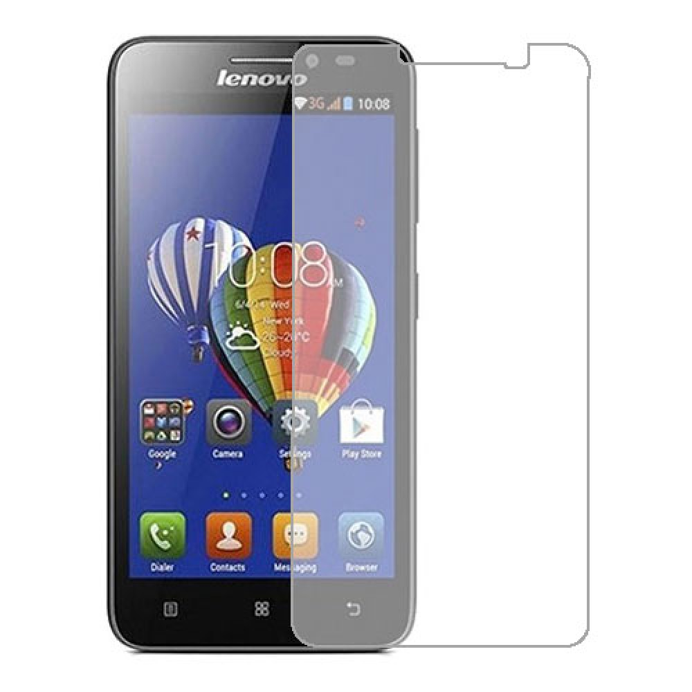 Lenovo A616 Screen Protector Hydrogel Transparent (Silicone) One Unit Screen Mobile