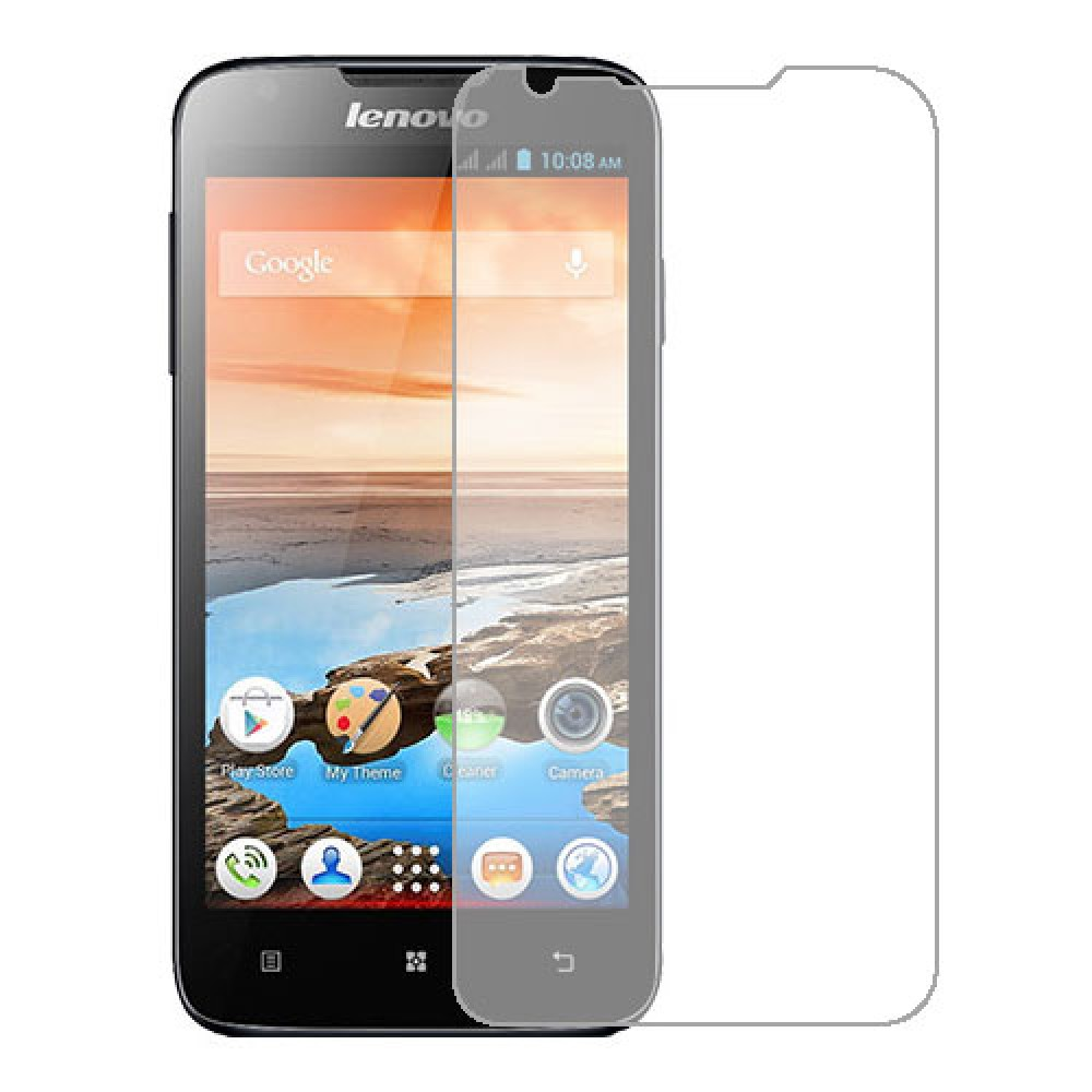 Lenovo A680 Screen Protector Hydrogel Transparent (Silicone) One Unit Screen Mobile