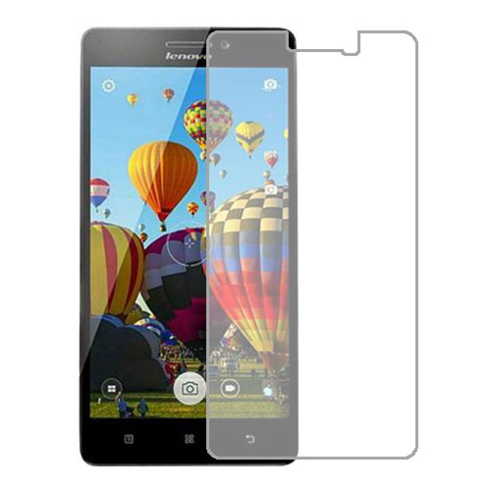 Lenovo A7000 Turbo Screen Protector Hydrogel Transparent (Silicone) One Unit Screen Mobile