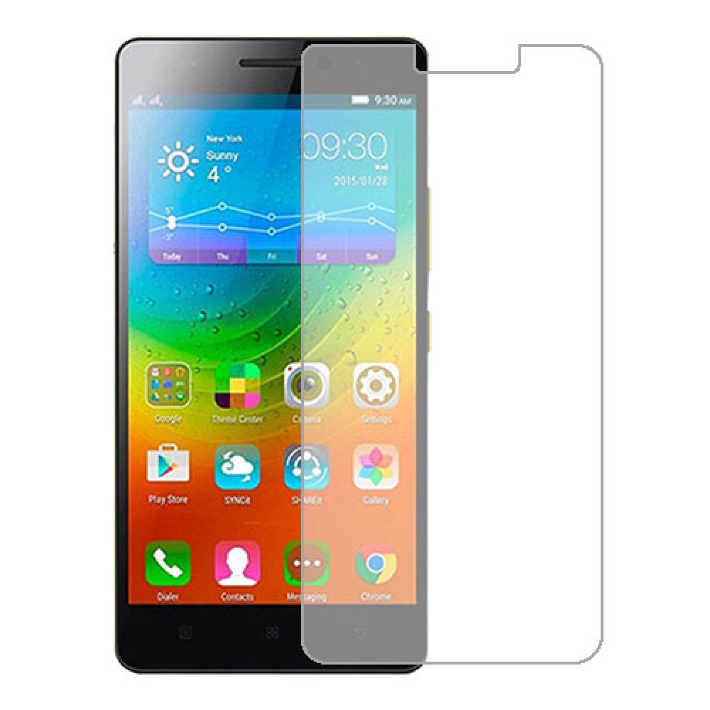 Lenovo K3 Note Screen Protector Hydrogel Transparent (Silicone) One Unit Screen Mobile