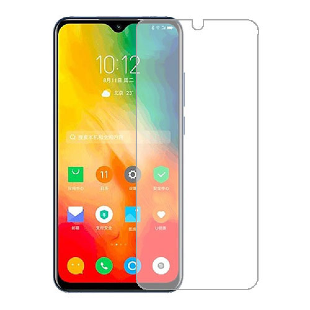 Lenovo K6 Enjoy Screen Protector Hydrogel Transparent (Silicone) One Unit Screen Mobile