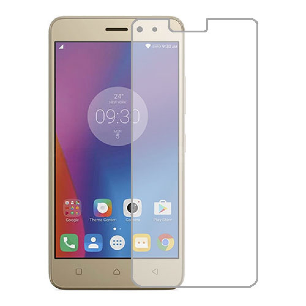 Lenovo K6 Note Screen Protector Hydrogel Transparent (Silicone) One Unit Screen Mobile