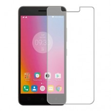 Lenovo K6 Power Screen Protector Hydrogel Transparent (Silicone) One Unit Screen Mobile