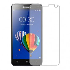 Lenovo S580 Screen Protector Hydrogel Transparent (Silicone) One Unit Screen Mobile