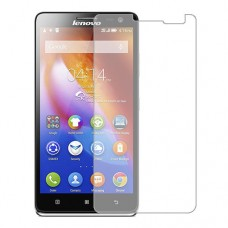 Lenovo S856 Screen Protector Hydrogel Transparent (Silicone) One Unit Screen Mobile