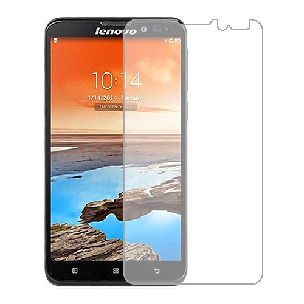 Lenovo S939 Screen Protector Hydrogel Transparent (Silicone) One Unit Screen Mobile
