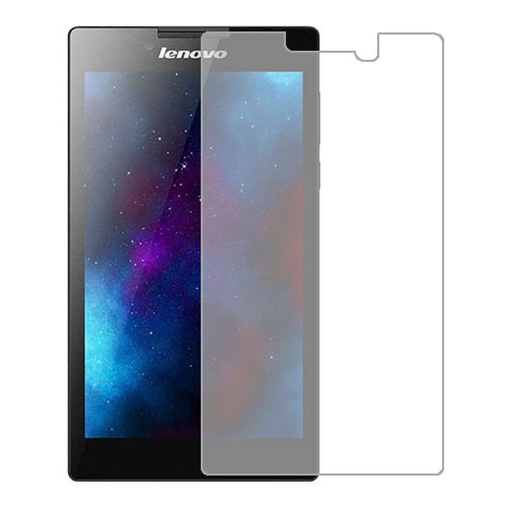 Lenovo Tab 2 A7-20 Screen Protector Hydrogel Transparent (Silicone) One Unit Screen Mobile