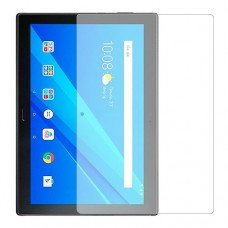 Lenovo Tab 4 10 Plus Screen Protector Hydrogel Transparent (Silicone) One Unit Screen Mobile
